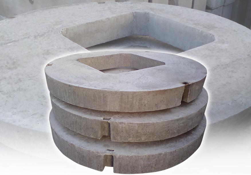 Concrete Manhole Slabs