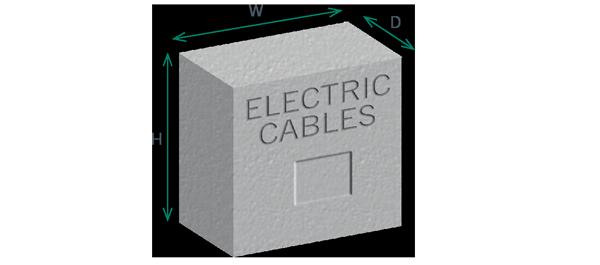 Marker Blocks Elite Precast Concrete