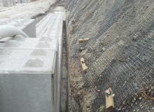 Legato retaining wall - Winvic 75