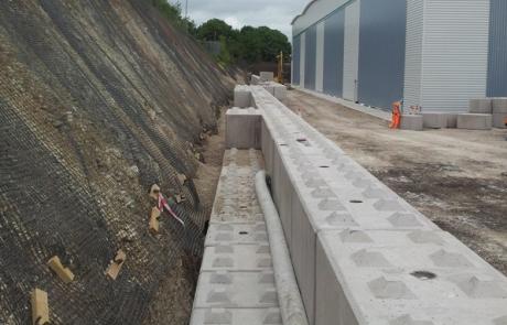 Legato retaining wall - Winvic 81
