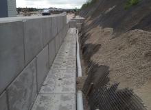 Legato retaining wall - Winvic 88