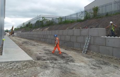 Legato retaining wall - Winvic 62