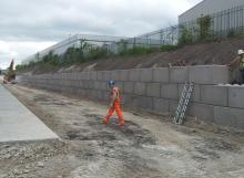 Legato retaining wall - Winvic 92