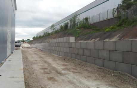 Legato retaining wall - Winvic 61