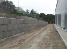 Legato retaining wall - Winvic 60