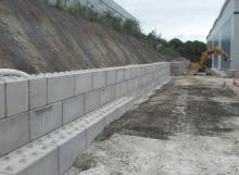 Legato retaining wall - Winvic 95