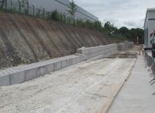 Legato retaining wall - Winvic 56