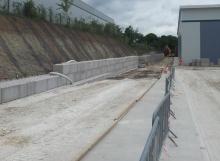 Legato Blocks - Retaining Wall 53