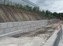 Legato retaining wall - Winvic 104