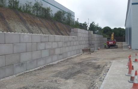 Legato Blocks - Retaining Wall 49