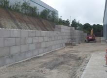 Legato retaining wall - Winvic 105
