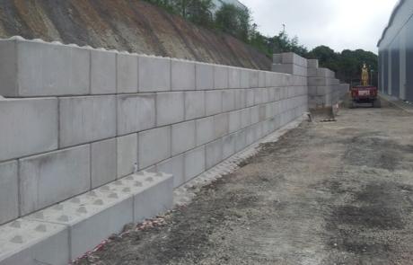 Legato Blocks - Retaining Wall 48