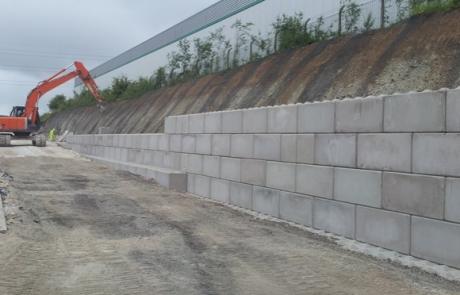 Legato Blocks - Retaining Wall 47