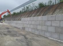 Legato retaining wall - Winvic 107