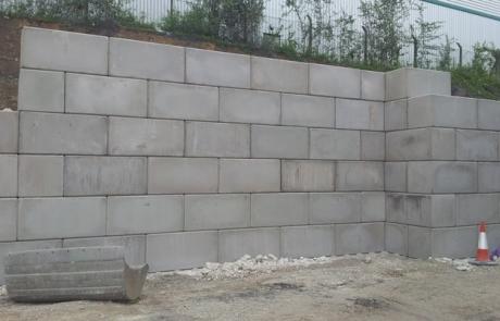 Legato Blocks - Retaining Wall 46