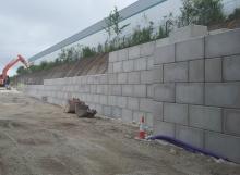 Legato Blocks - Retaining Wall 45
