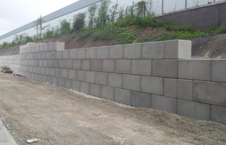 Legato Blocks - Retaining Wall 44