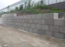 Legato retaining wall - Winvic 110