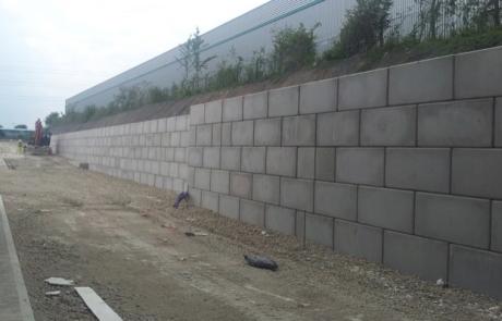 Legato retaining wall - Winvic 111