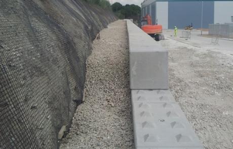 Legato Blocks - Retaining Wall 42