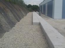 Legato Blocks - Retaining Wall 41