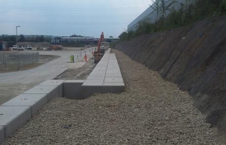 Legato Blocks - Retaining Wall 40