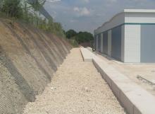 Legato retaining wall - Winvic 117