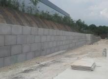 Legato Blocks - Retaining Wall 37