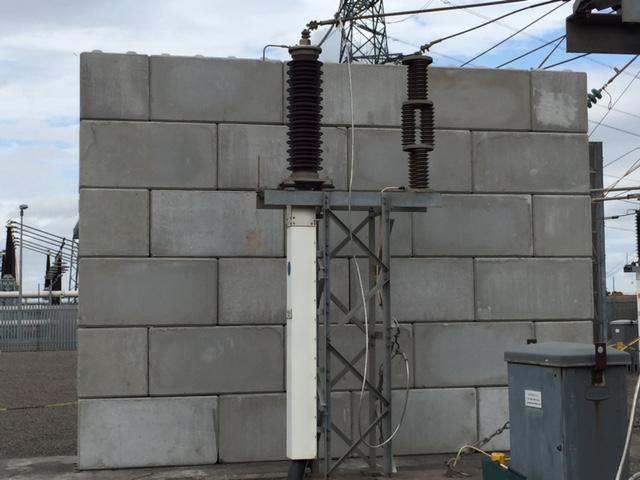 Terrific Blast Walls Elite Precast Concrete Wiring 101 Cranwise Assnl