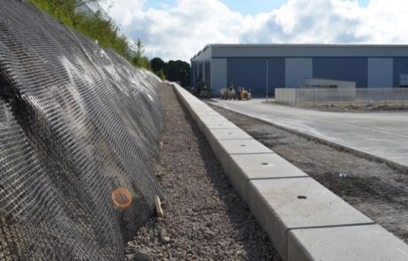 Legato Blocks - Retaining Wall 34