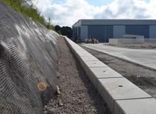Legato retaining wall - Winvic 122