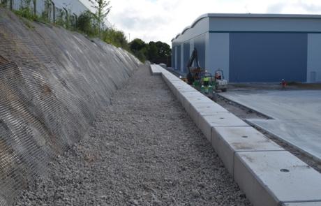 Legato Blocks - Retaining Wall 33
