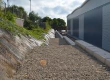 Legato retaining wall - Winvic 126