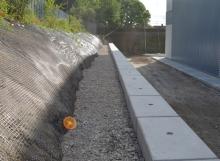 Legato Blocks - Retaining Wall 25