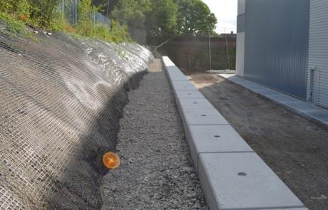 Legato retaining wall - Winvic 131