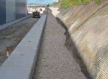 Legato retaining wall - Winvic 133