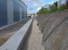 Legato Blocks - Retaining Wall 23