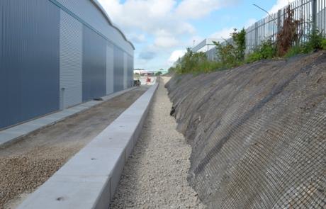 Legato retaining wall - Winvic 135
