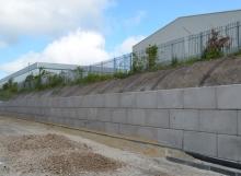 Legato Blocks - Retaining Wall 21