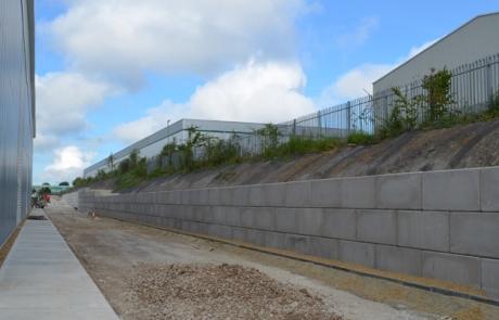 Legato Blocks - Retaining Wall 20