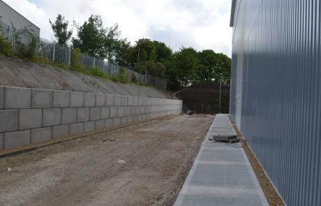 Legato retaining wall - Winvic 138