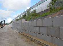 Legato Blocks - Retaining Wall 18