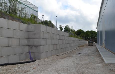 Legato Blocks - Retaining Wall 17