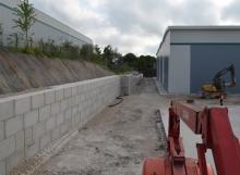Legato Blocks - Retaining Wall 16