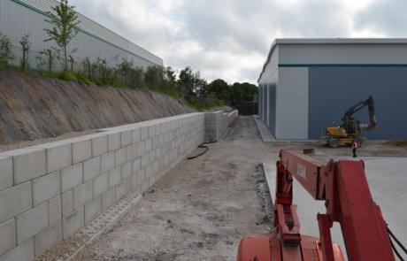 Legato retaining wall - Winvic 141