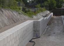 Legato Blocks - Retaining Wall 15
