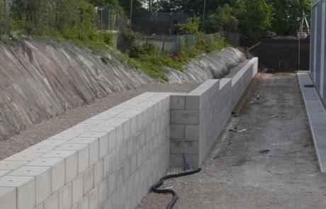 Legato retaining wall - Winvic 142