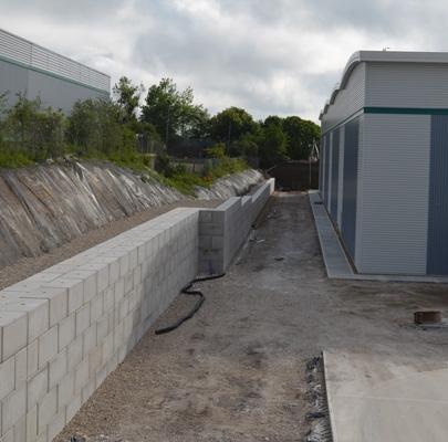 Legato retaining wall - Winvic 143
