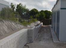 Legato Blocks - Retaining Wall 14