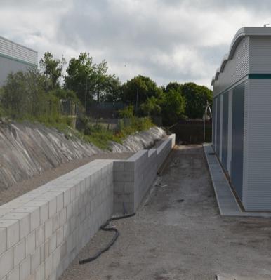 Legato retaining wall - Winvic 144